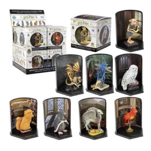 HARRY POTTER NOBLE SERIE FIGURINES DISPLAY (8)