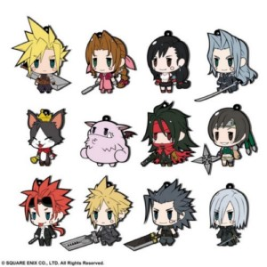 FINAL FANTASY VII PENDANTS DISPLAY (12)
