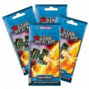 STAR REALMS SCENARY BOOSTER BOX (SPANISH)