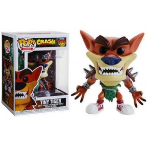 POP FIGURE CRASH BANDICOOT 3: TINY TIGER