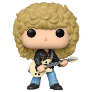 POP FIGURE DEF LEPPARD: RICK SAVAGE