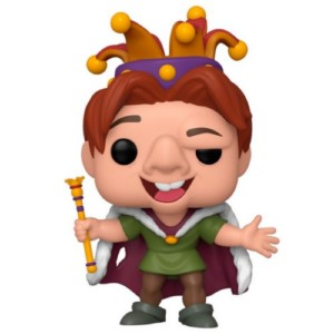 POP FIGURE DISNEY: QUASIMODO FOOL