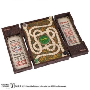 JUMANJI BOARD GAME MINI REPLICA 25 CM