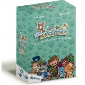 MASCOTAS EXPANSION: MAS MASCOTAS (SPANISH)