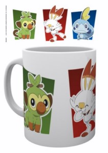 POKEMON GALAR MUG