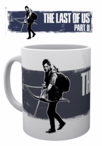 THE LAST OF US 2 ARCHER MUG