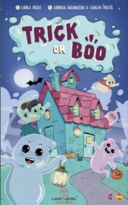 TRICK OR BOO (ENGLISH & SPANISH)