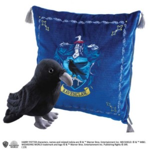HARRY POTTER CUSHION + RAVENCLAW PLUSH