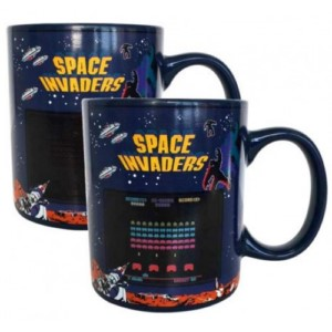 SPACE INVADERS HEATH MUG