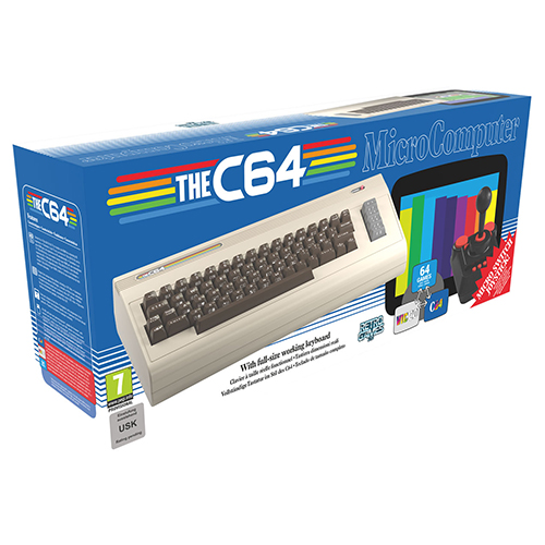 C64 COMMODORE COMPUTER 64 GAMES