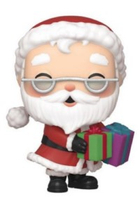 POP FIGURE ICON: SANTA CLAUS