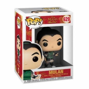 POP FIGURE MULAN: MULAN AS PING