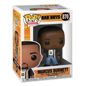 POP FIGURE BAD BOYS - MARCUS BURNETT
