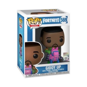 POP FIGURE FORTNITE: GIDDY UP