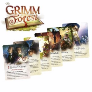 GRIMM FOREST - PROMO CARD SET (SPANISH)