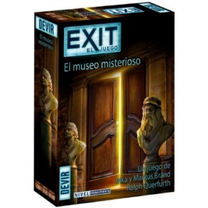 EXIT THE GAME: MYSTERIOUS MUSEM