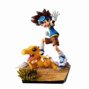 MEGAHOUSE FIGURE DIGIMON 20TH ANIVERSARY 12 CM