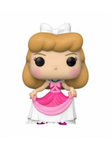 POP FIGURE DISNEY: CINDERELLA PINK DRESS