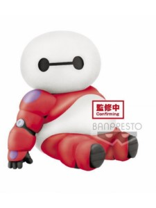 QPOSKET FIGURE DISNEY BAYMAX RED 6 CM