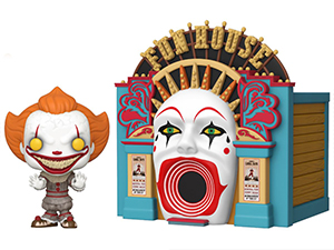POP FIGURE IT : DEMONIC PENNYWISE FUNHUOSE