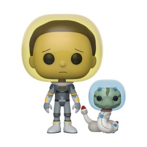 POP FIGURE RICK & MORTY: MORTY SPACE SUIT