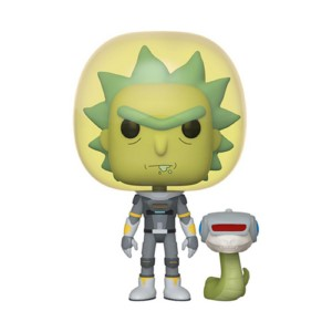 POP FIGURE RICK & MORTY: RICK SPACE SUIT