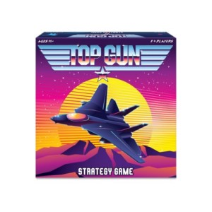 TOP GUN THE BOARD GAME