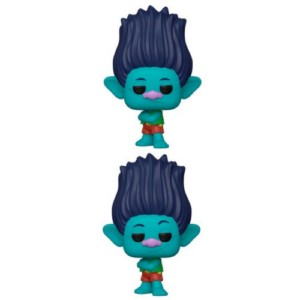 CAJA POP TROLLS WORLD TOUR BRANCH 5+1 CHASE
