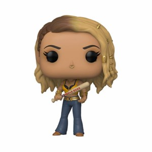 POP FIGURE BIRDS OF PREY: BLACK CANARY