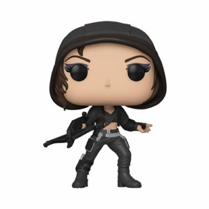 POP FIGURE BIRDS OF PREY: HUNTRESS