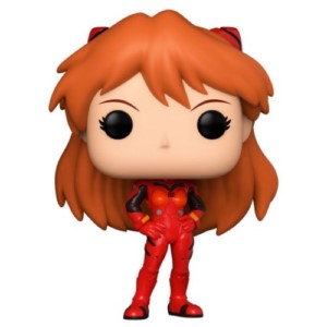 POP FIGURE EVANGELION: ASUKA LANGLY