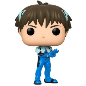 POP FIGURE EVANGELION: SHINJI IKARI