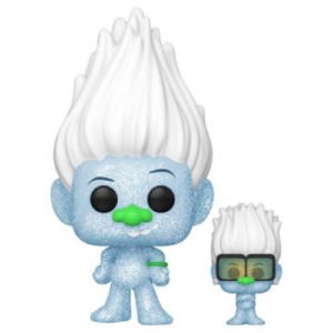 POP FIGURE TROLLS WORLD TOUR: HIP HOP GUY GLITTER