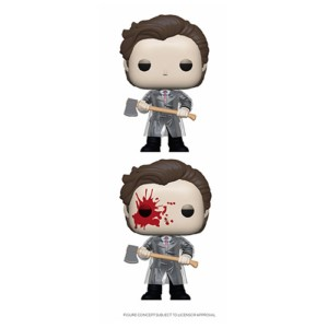 POP FIGURE AMERICAN PSYCHO CASE 5+1 CHASE