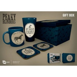 GIF SET BOX PEAKY BLINDERS