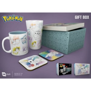 GIF SET BOX POKEMON EEVEE
