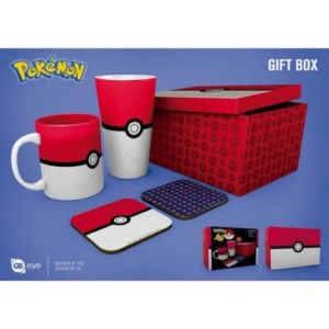 GIF SET BOX POKEMON POKEBALL