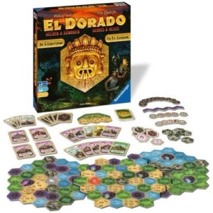 EL DORADO HEROES & DEMONS EXPANSION (SPANISH)