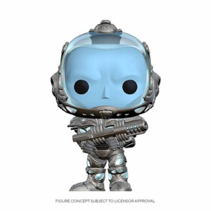 POP FIGURE BATMAN: MR FREEZE