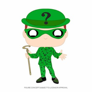 POP FIGURE BATMAN: RIDDLER
