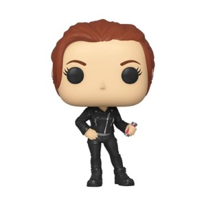 POP FIGURE BLACK WIDOW: BLACK WIDOW