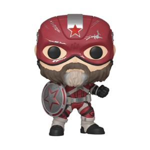 POP FIGURE BLACK WIDOW: RED GUARDIAN