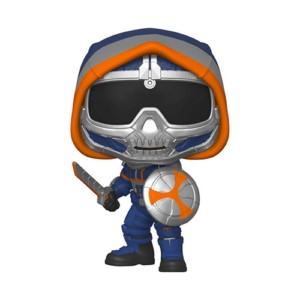 POP FIGURE BLACK WIDOW: TASKMASTER SHIELD