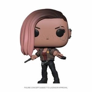 POP FIGURE CYBERPUNK 2077: V FEMALE