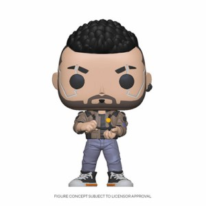 POP FIGURE CYBERPUNK 2077: V MALE