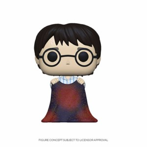 POP FIGURE HARRY POTTER: HARRY INVISIBILITY