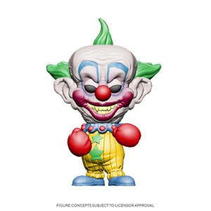 POP FIGURE KILLER CLOWNS: SHORTY