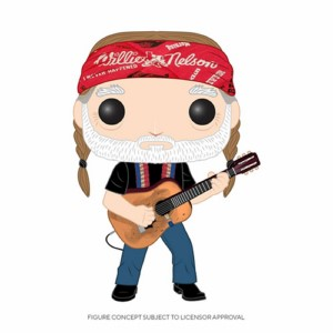 POP FIGURE MUSICA: WILLIE NELSON