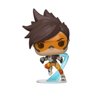 POP FIGURE OVERWATCH: TRACER OW2