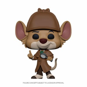 POP FIGURE RATON SUPERDETECTIVE: BASIL